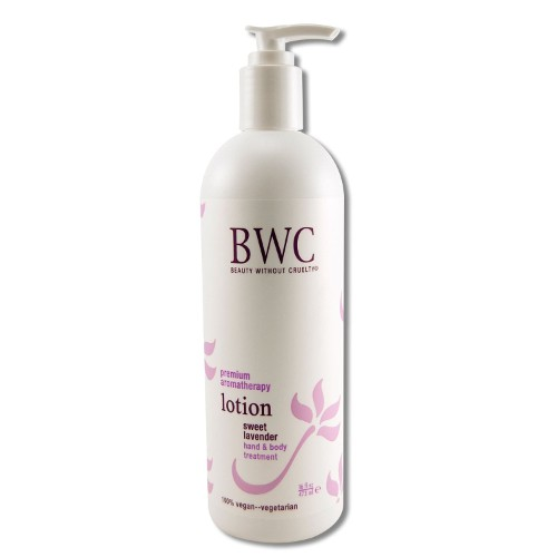 BWC Lotion Sweet Lavender Hand & Body 16oz