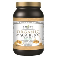 Smart Organics Maca Root Powder Organic 125gr