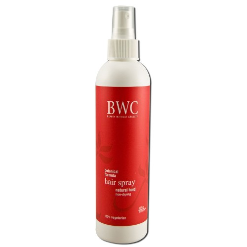 BWC Natural Hold Hair Spray 8.5oz