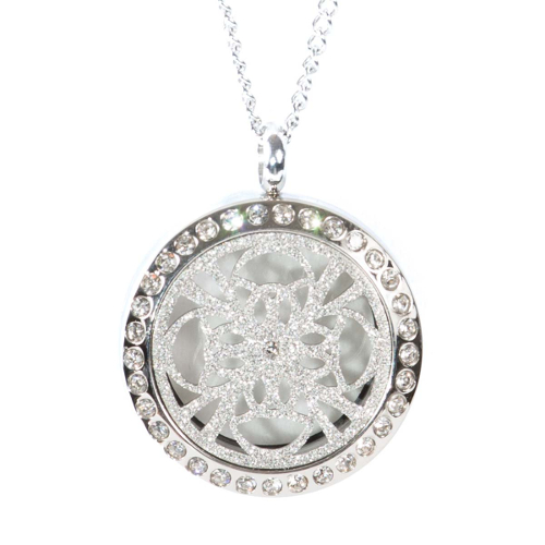 Aroma Bling Necklace Estella 25mm