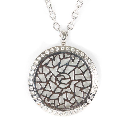 Aroma Bling Rosabella Necklace 25mm