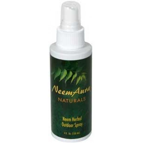 Neemaura Neem Herbal Outdoor Spray 4 Oz