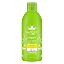 Nature's Gate Conditioner Jojoba + Sacred Lotus Revitalizing 18o