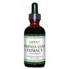 Smart Organics Papaya Leaf Extract 2oz