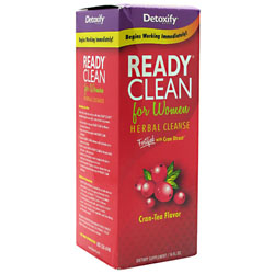 READY CLEAN FOR WOMEN 16oz