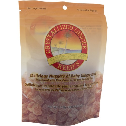 Reed's Crystallized Ginger 3.5oz
