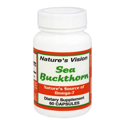 Nature's Vision Sea Buckthorn 60vc