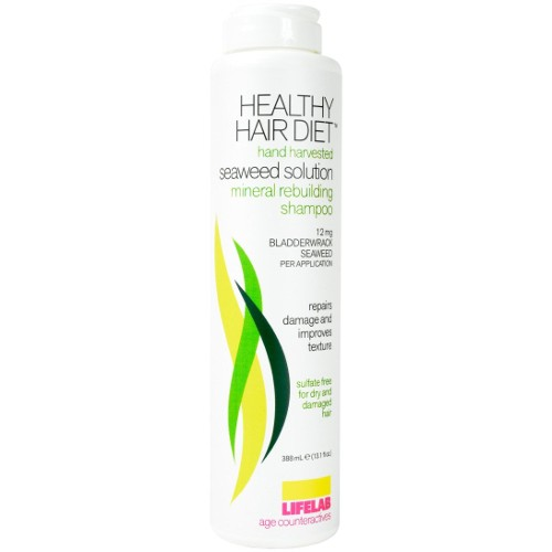 Lifelab Seawood Solution Shampoo Healthy Hair 13.1oz