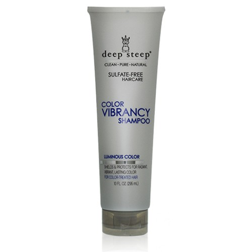 Deep Steep Shampoo Color Vibrancy 10oz