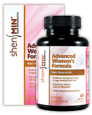 Shen Min Advanced For Women 60 Tabs