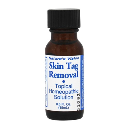 Nature's Vision Skin Tag Removal Oil Thuja .5 oz