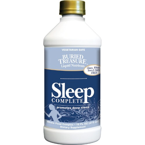 Buried Treasure Sleep Complete 16oz