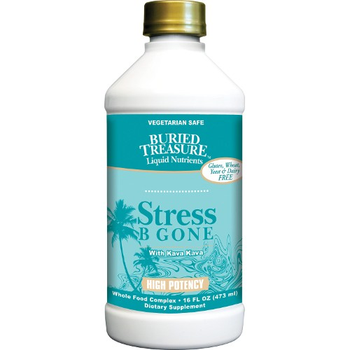 Buried Treasure Stress B Gone 16oz