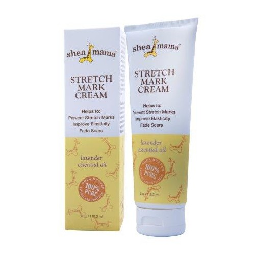 Out Of Africa Stretch Mark Cream 4oz