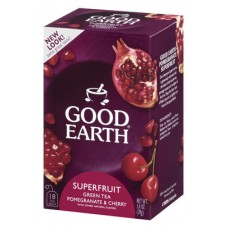Good Earth Teas Pomegranate Burst 18bg