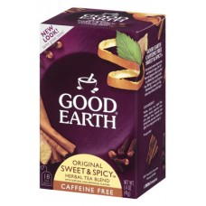 Good Earth Teas Sweet & Spicy Caffeine Free 18bg