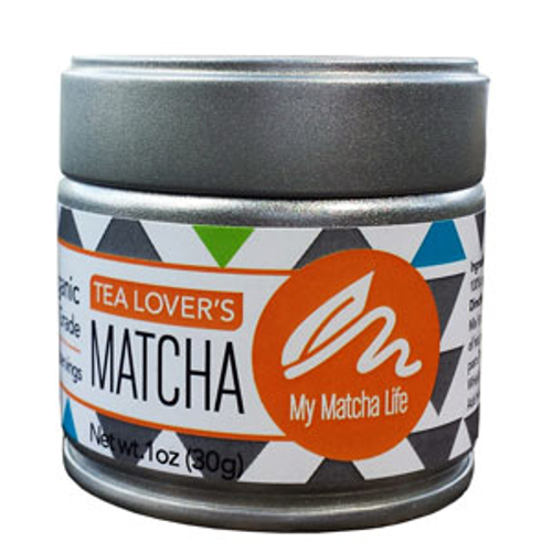 My Matcha Life Matcha Tea Lovers Organic 1oz