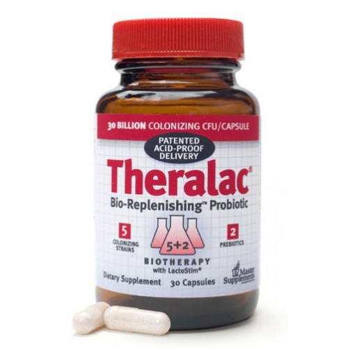 Master Supplements Theralac 30ct