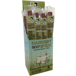 Fortified Nutrition Harvest Stick Beef / Bacon 24/1.25oz