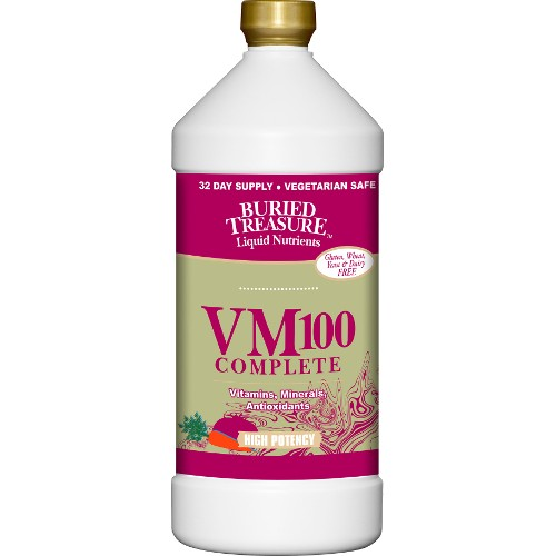 Buried Treasure Vm 100 Complete 32oz