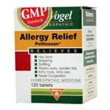 A. Vogel Allergy Relief Tabs 120 Tabs