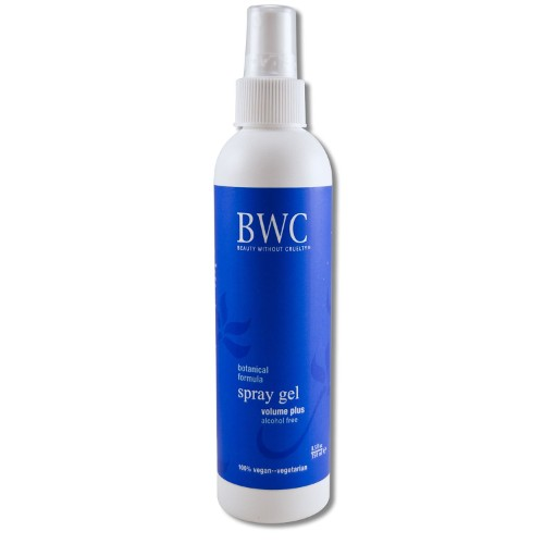 BWC Volume Plus Spray Gel 8.5oz