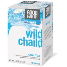 Good Earth Teas Wild Chaild 18bg